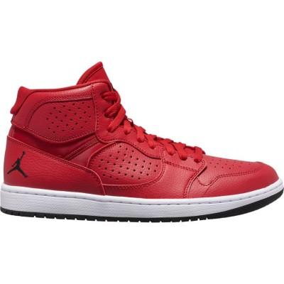 Pantofi sport roșii pentru bărbați Nike JORDAN ACCES AR3762-600