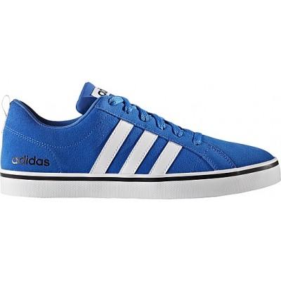 Pantofi sport albaștri pentru bărbați Adidas PACE PLUS AW3967
