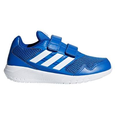 Pantofi sport albaștri pentru copii Adidas ALTA RUN CF K  CQ0031