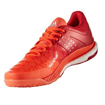 Pantofi sport roșii pentru bărbați Adidas CRAZYFLIGHT X BY2585