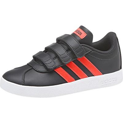 Pantofi sport negri pentru copii Adidas VL COURT 2.0 CMF C B75974
