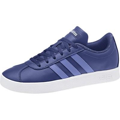 Pantofi sport albaștri pentru copii Adidas VL COURT 2.0 K B75697