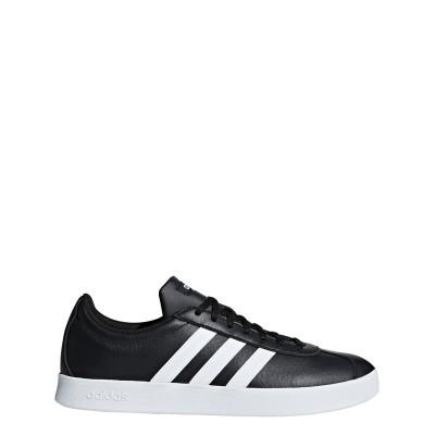 Pantofi sport negri pentru bărbați Adidas VL COURT 2.0 B43814