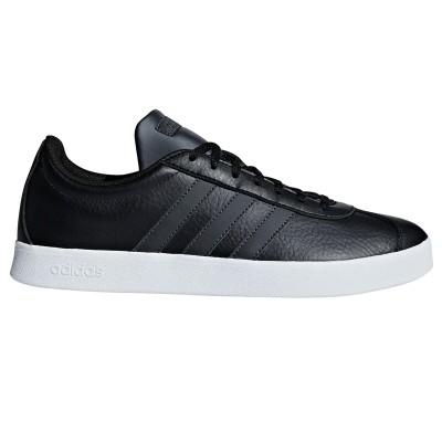Pantofi sport negri bărbați Adidas VL COURT 2.0 B43816