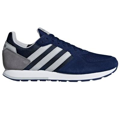 Pantofi sport bleumarin pentru bărbați Adidas 8K B44669