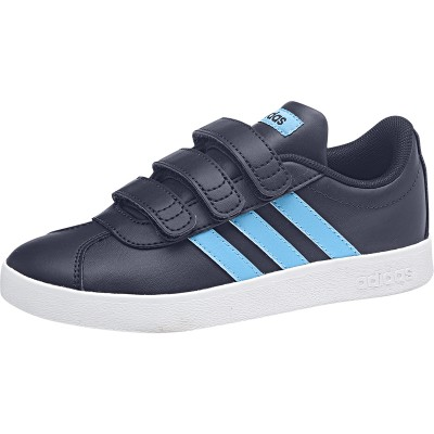 Pantofi sport bleumarin pentru copii Adidas VL COURT 2.0 CMF C B75973