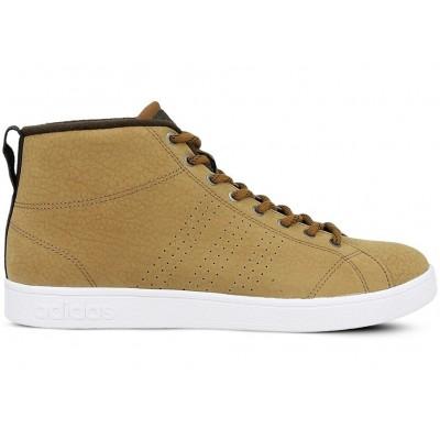 Ghete maro pentru bărbați Adidas ADVANTAGE MID WTR  BB9898