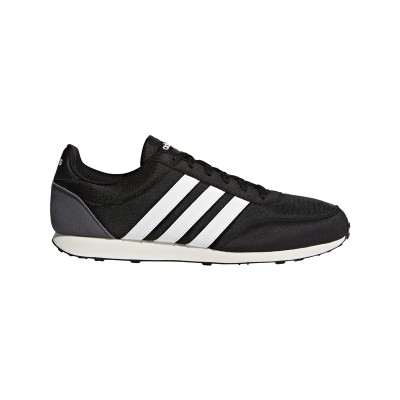 Pantofi sport negri pentru bărbați Adidas V RACER 2.0 BC0106