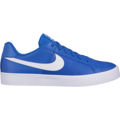 Pantofi sport albaștri pentru bărbați NIKE COURT ROYALE AC  BQ4222-400