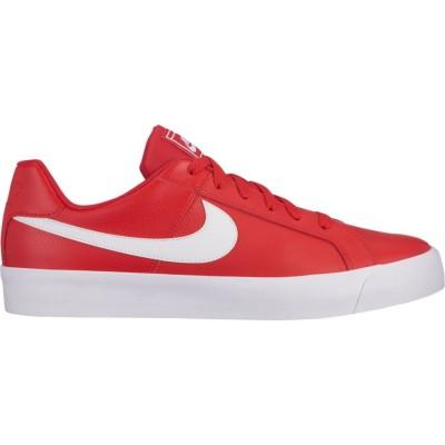 Pantofi sport roșii pentru bărbați NIKE COURT ROYALE AC BQ4222-600