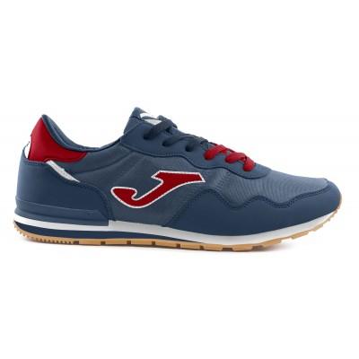 Pantofi sport bleumarin-roșu pentru bărbați JOMA C.357W-914