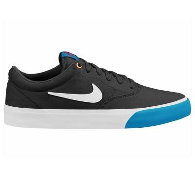 Pantofi sport negri pentru bărbați NIKE SB CHARGE CNVS CD6279-007
