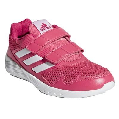 Pantofi sport roz pentru copii Adidas ALTARUN CF K  CQ0032