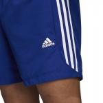 Pantaloni scurți albaștri pentru bărbați Adidas ESS 3S CHELSEA SHORT CZ7378