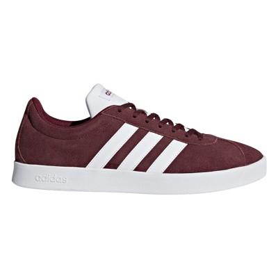 Pantofi sport vișinii pentru bărbați Adidas VL COURT 2.0 DA9855