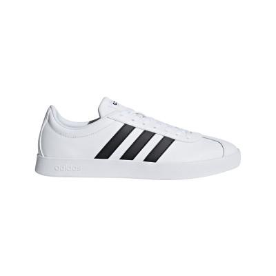 Pantofi sport albi pentru bărbați Adidas VL COURT 2.0 DA9868