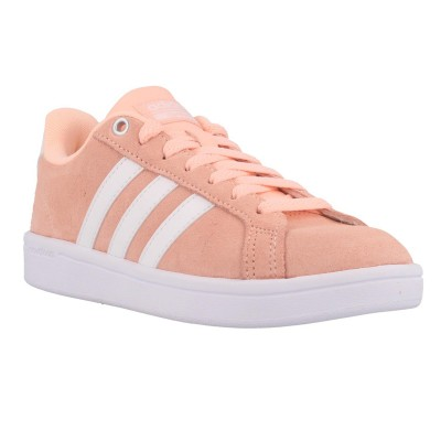 Pantofi sport roz pentru femei Adidas CF ADVANTAGE  W DB0849