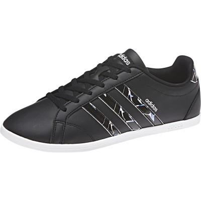Pantofi sport gri pentru femei Adidas VS CONEO QT W  DB1808