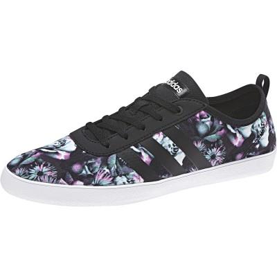 Pantofi sport imprimeu floral pentru femei Adidas QT VULC 2.0 W  DB1850