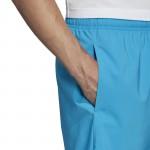 Șort albastru pentru bărbați Adidas ESS PLN CHELSEA SH DU0374