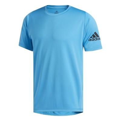Tricou albastru pentru bărbați Adidas FL_SPR X UL SOL DU1431