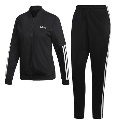Trening negru pentru femei Adidas WTS BACK2BAS 3S DV2428