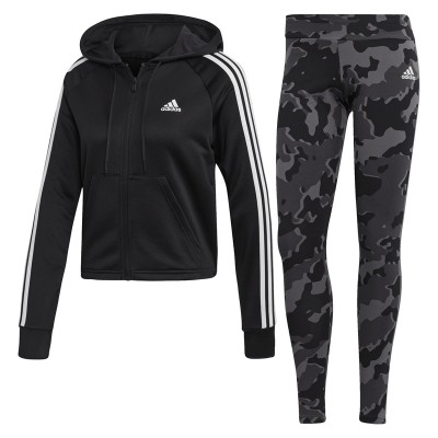 Trening pentru femei Adidas REAL TR JSY DZ9316
