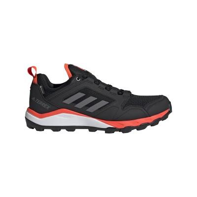 Adidași negri pentru bărbați Adidas TERREX AGRAVIC TR GTX EF6868