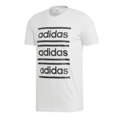 Tricou alb pentru bărbați Adidas M C90 BRD TEE EI5619
