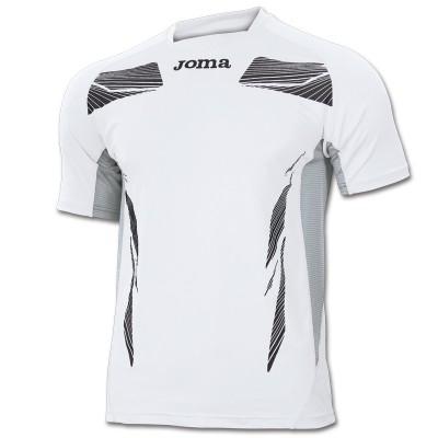 Tricou alb pentru copii JOMA ELITE III 1101.33