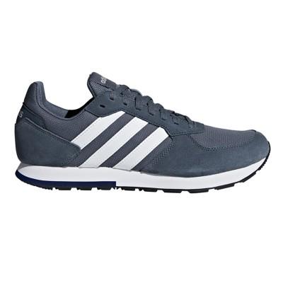 Pantofi sport gri pentru bărbați Adidas 8K F34481