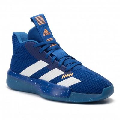 Pantofi sport albaștri pentru bărbați Adidas PRO NEXT 2019 G26200