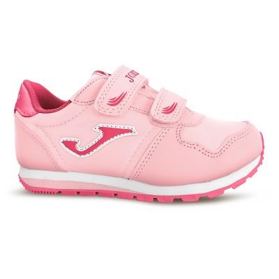 Pantofi sport roz-bleumarin pentru copii JOMA 201 JR 910 J.201W-910