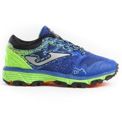 Pantofi sport albaștri-verzi pentru copii JOMA J.SIMAS-904 JR
