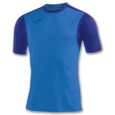 Tricou albastru pentru bărbați JOMA TORNEO II 100637.700