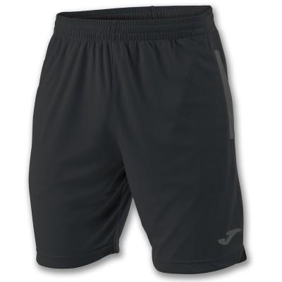 Pantaloni scurți negri pentru bărbați JOMA MIAMI 100785.100