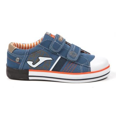 Pantofi sport albaștri pentru copii JOMA C.OXFORD 505