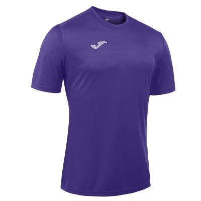 Tricou violet pentru bărbați JOMA CAMPUS II 100417.550