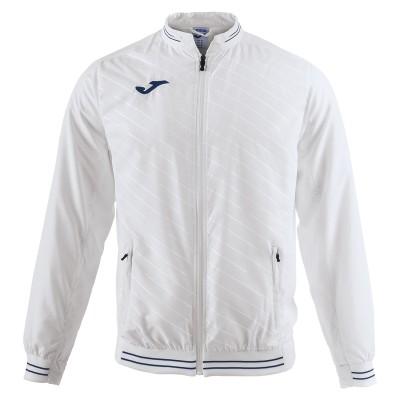 Jachetă albă pentru bărbați JOMA TORNEO II 100820.200