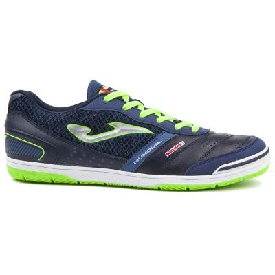 Pantofi sport pentru bărbați JOMA MUNDIAL 803 MUNS.803.IN NAVY INDOOR