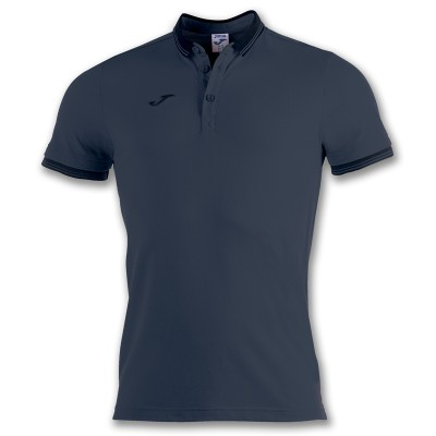 Tricou bleumarin pentru bărbați JOMA POLO BALI II 100748.331