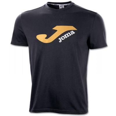 Tricou negru pentru copii JOMA CAMPUS 2101.33.1013