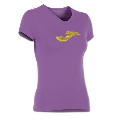 Tricou mov pentru femei JOMA CROSS 900124.559