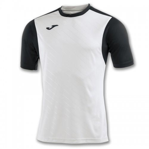 Tricou alb-negru pentru bărbați JOMA TORNEO II 100637.201