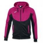 Trening roz-negru cu glugă pentru bărbați JOMA ESSENTIAL 101019.105