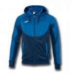 Trening cu glugă albastru pentru bărbați JOMA ESSENTIAL 101019.307