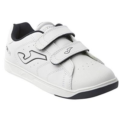 Pantofi sport albi pentru copii JOMA W.WILD1 502