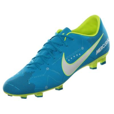 Ghete fotbal pentru bărbați Nike MERCURIAL VICT VI NJR FG 921509-400