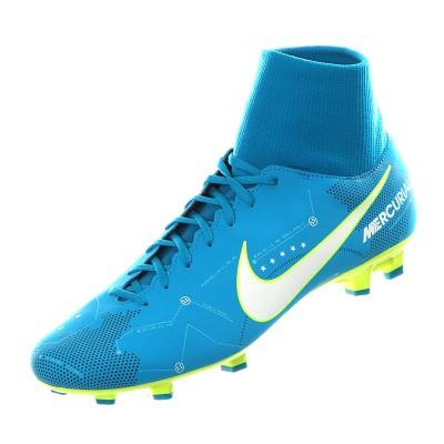 Ghete fotbal pentru bărbați Nike MERCURIAL VICTORY VI DF NJR FG 921506-400