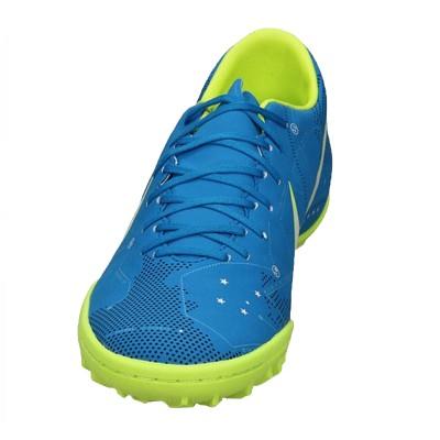 Pantofi sport albaștri Nike MERCURIALX V. VI NJR TF 921517-400